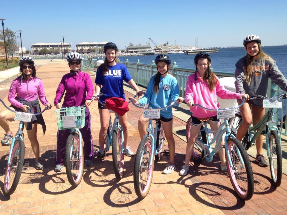 pensacola bike tours