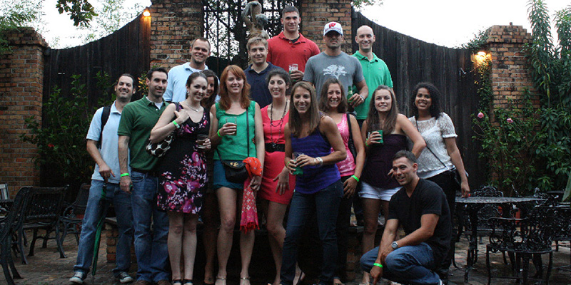 pub crawl tours Pensacola