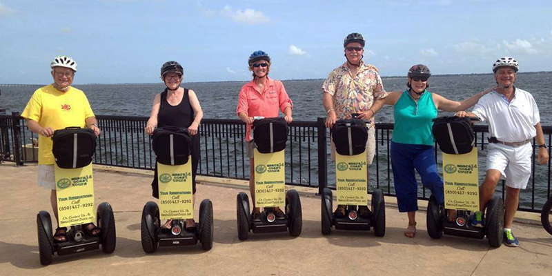 segway tours in Pensacola