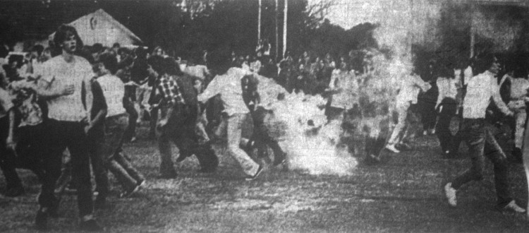 Escambia High School Riot 1976