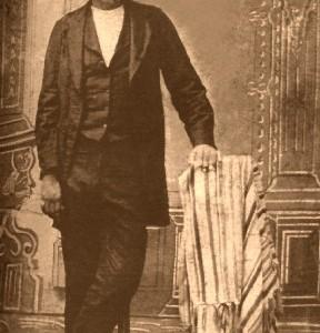 Outlaw John Wesley Hardin